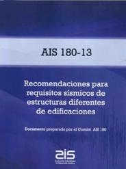 Recomendaciones para requisitos sismicos de estructuras diferentes