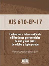 Evaluación e intervención de edificaciones patrimoniales