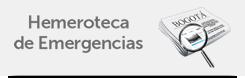 Hemeroteca de Emergencias