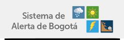 Sitema de alerta Bogotá
