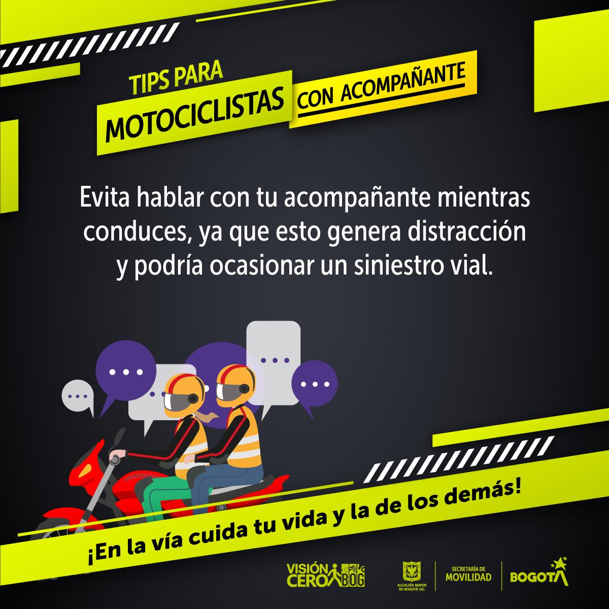 Tips motociclistas