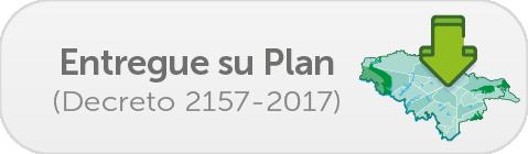 Planes de Gestión del Riesgo de Desastres